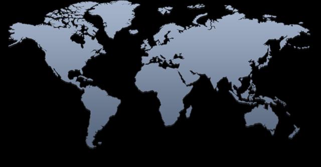 世界地图高清图片简图