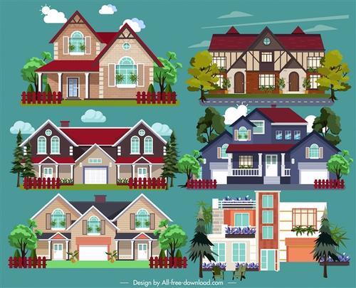 乡镇楼房设计效果图