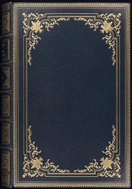 欧式复古书籍封面背景图