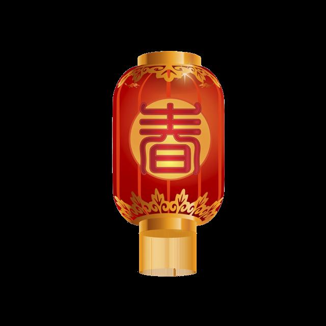 春节灯笼装饰