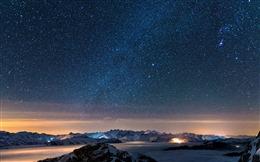 星空风景壁纸