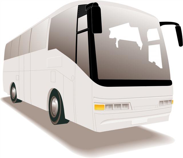 大巴车公交车插图