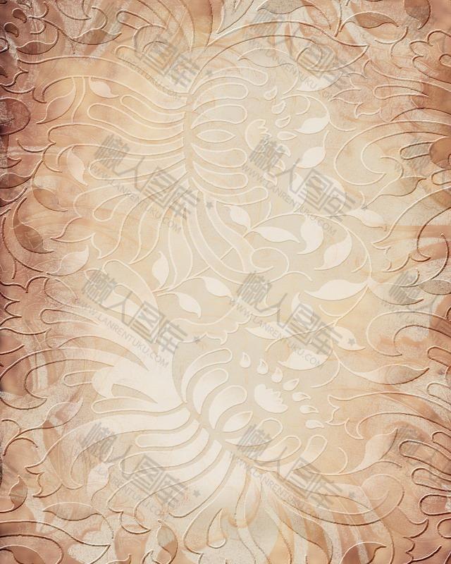 金色质感纹理底纹背景