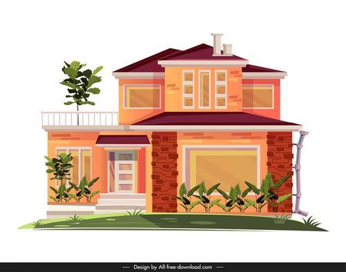 花园别墅AI设计