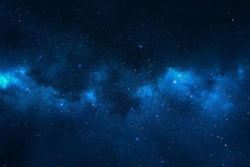 ins超仙星空背景
