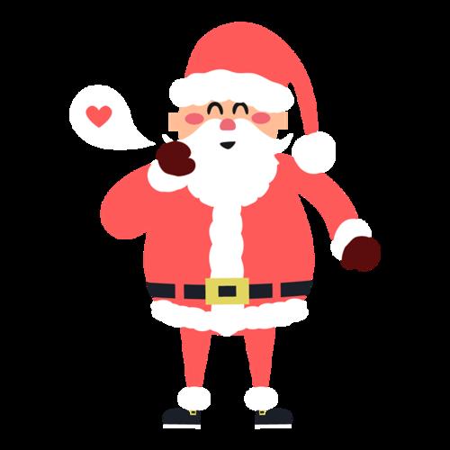 2021最新款圣诞老人图片