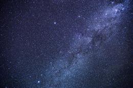 美丽的星空图片