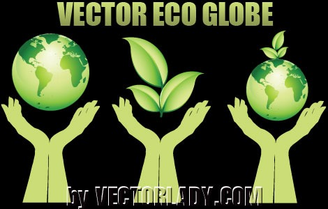 保护环境图标logo
