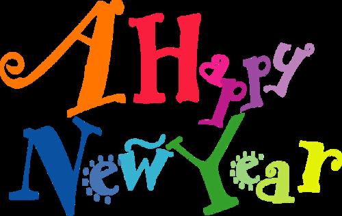 新年快乐英文字母