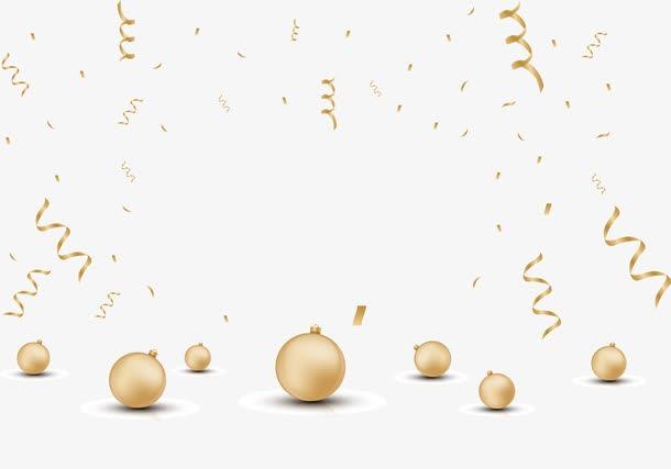 圣诞节气球装饰图片