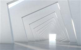 艺术走廊设计效果图