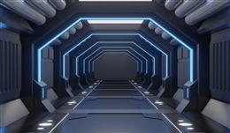 AI智能空间背景