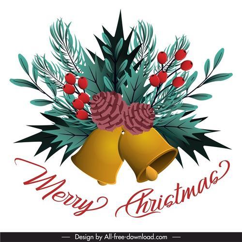圣诞节节日插画
