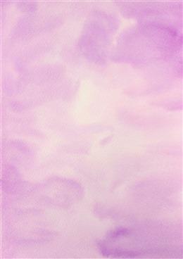 紫色水粉背景图