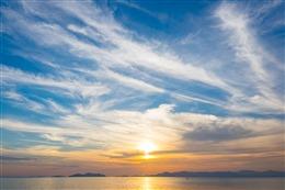 早晨朝霞的美丽图片