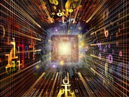科技ppt背景图片素材