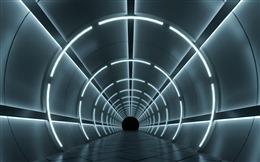 空间隧道背景图