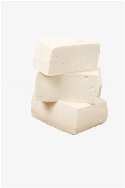 三块白豆腐矢量图