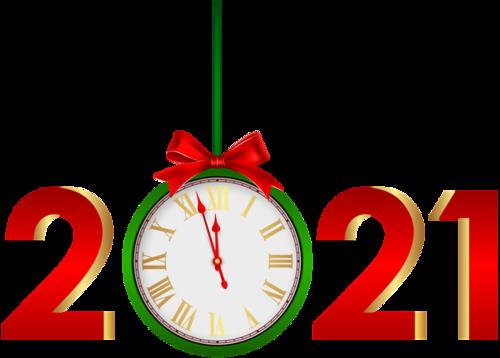 2021圣诞元素数字设计