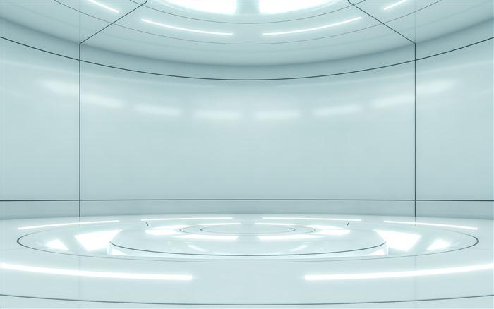 科幻室内场景