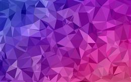 炫酷紫色科技感背景图