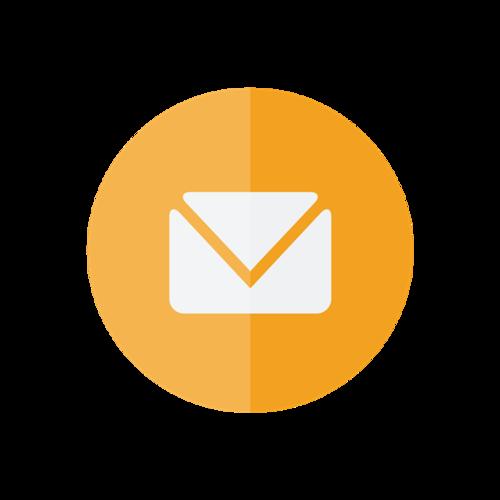 邮件信封图标素材