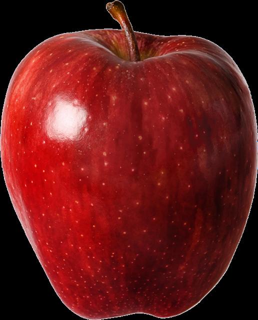 一个苹果真实图片