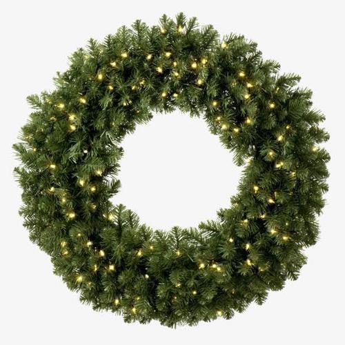 圣诞节花环图片免抠