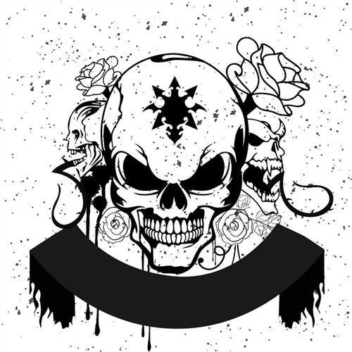 死亡骷髅头
