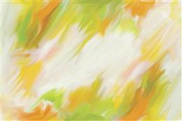 超好看的油画背景图