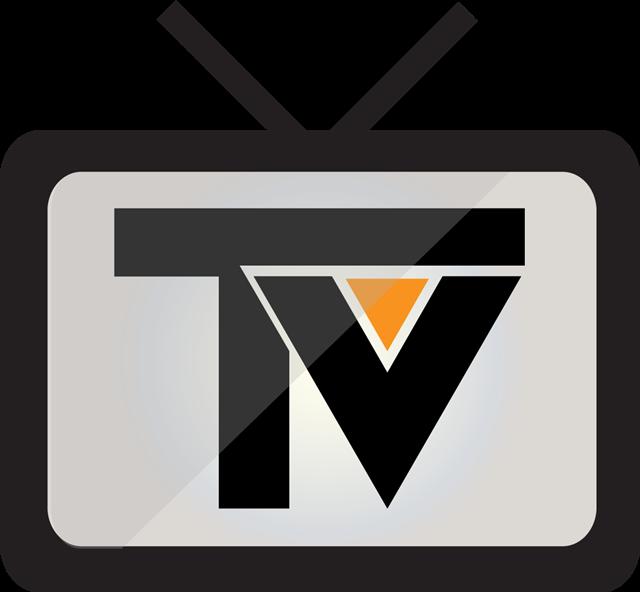 电视TV图标