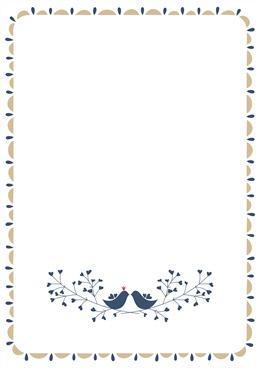 花纹边框背景图片