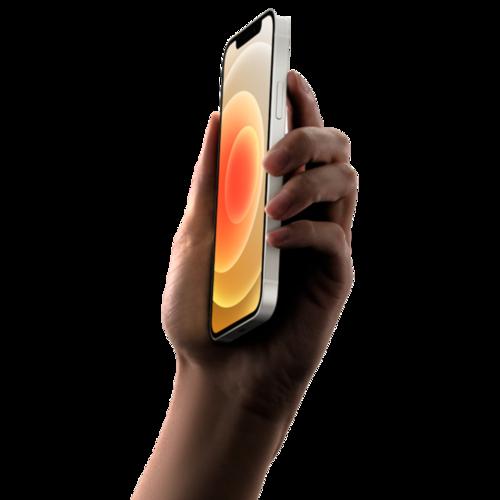 苹果12外观侧面展示图