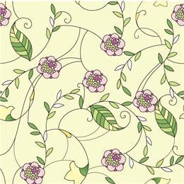 花纹插画装饰图片