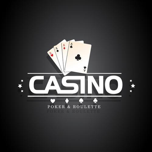 扑克牌logo