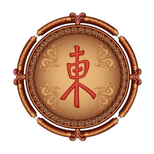 中国风图案装饰