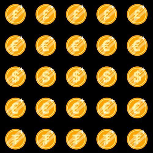 货币标志图片