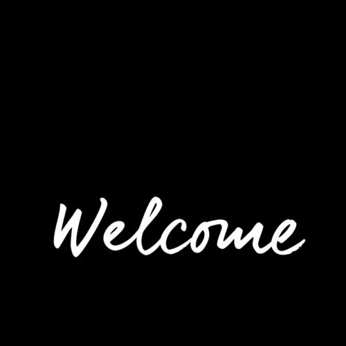 欢迎光临黑色吊牌