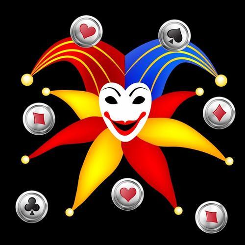 赌博扑克游戏图标