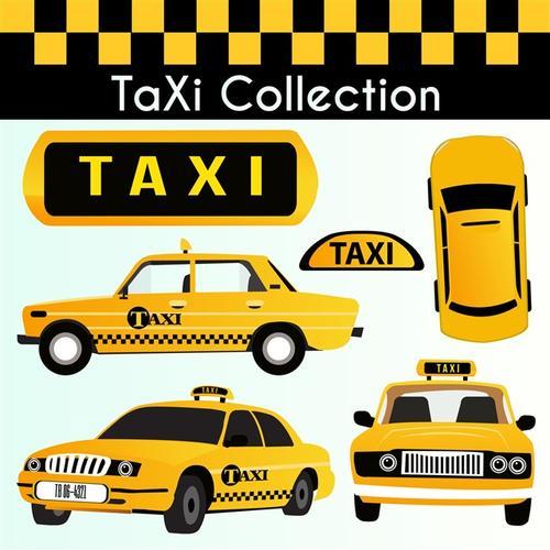 出租车VI设计