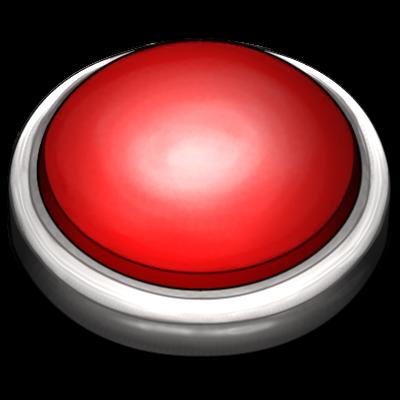 圆形红色的按钮