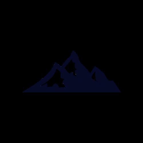 冰岛山脉图案