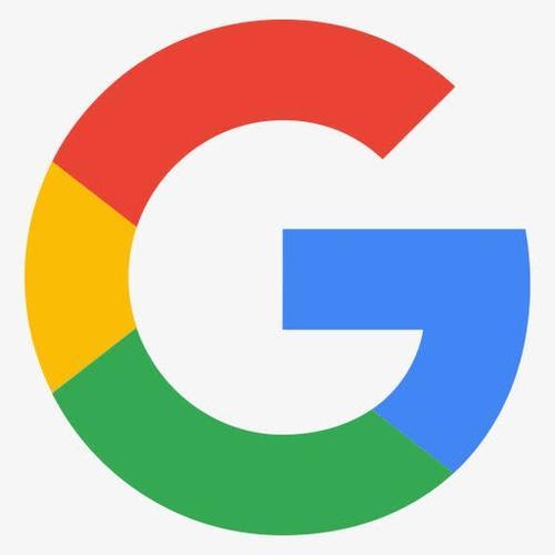 谷歌的标志图案