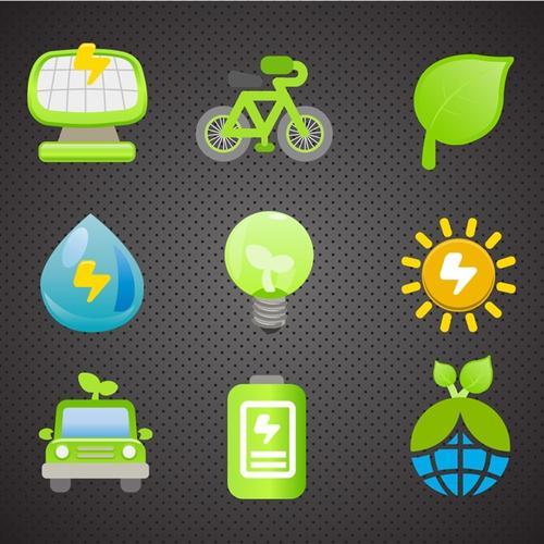 回收环保图标