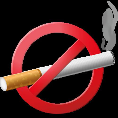 禁止吸烟标志创意图片