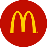 麦当劳字母标志高清