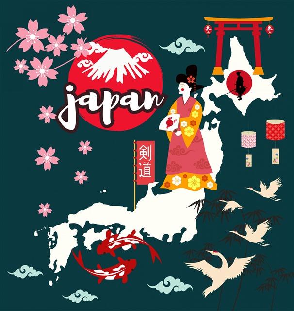 日本文化象征