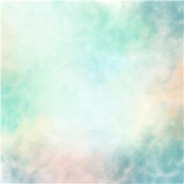 水彩背景渲染图