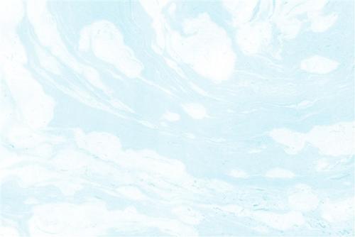蓝色渐变水粉背景