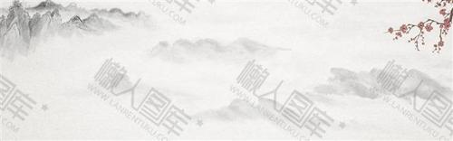 水墨国画背景图片